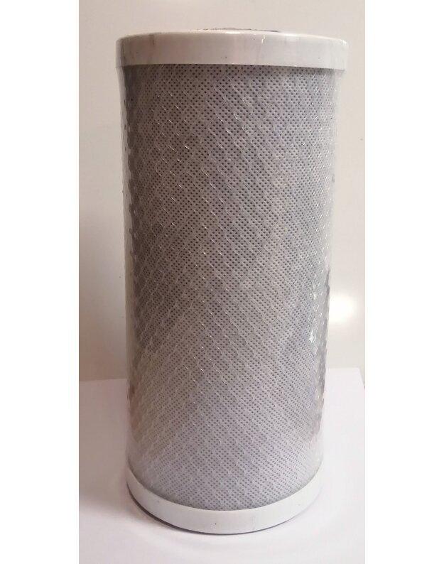 Aktyvuotos presuotos anglies elementas (kasetė) CB-02 Big Blue filtrams