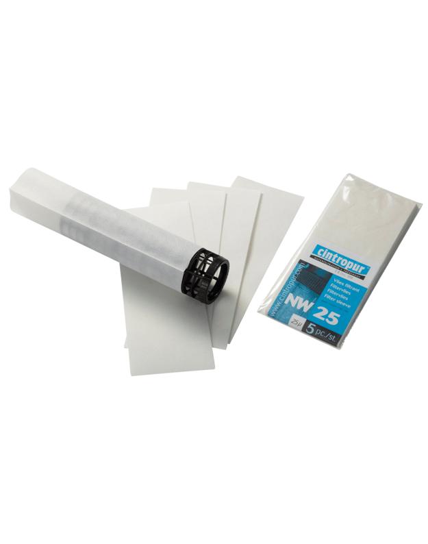 Filtrų maišeliai Cintropur NW 25 modeliui