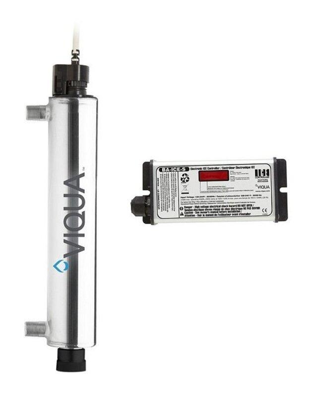 """VP950/2 Sterilight UV filtras su lempa 1,5"""" - 7,8 m3/val"""