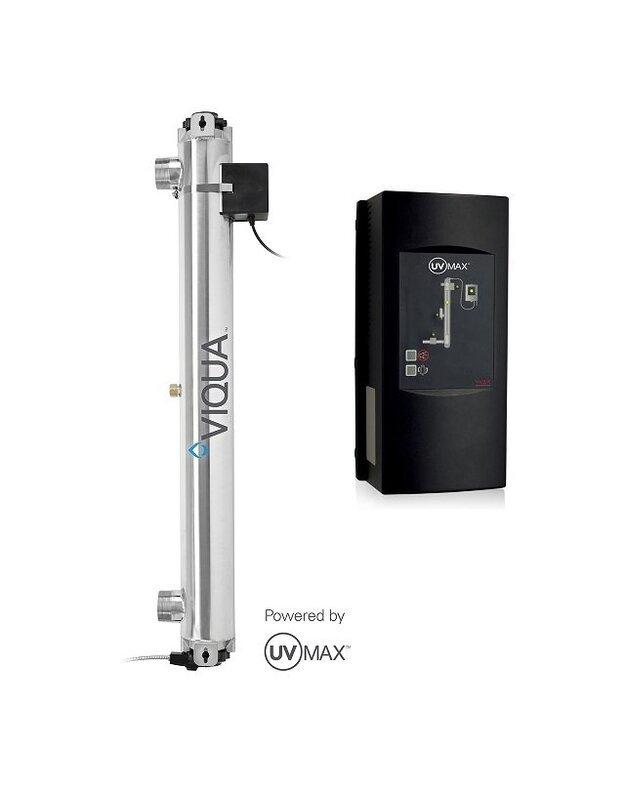 "K (660004-R) UV MAX filtras su lempa 2"" - 18 m3/val"